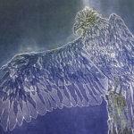 Mason_Barbara - Eagle collograph